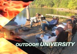 Outdoor University Campfire Talk with Owners, Managers and Techs